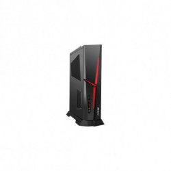 MSI Gaming PC Trident A i5-9400 8 GB RAM 128 GB + 1 TB Black