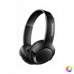 Philips Auriculares de diadema inalámbricos con micro SHB3075BK/00