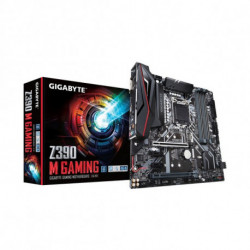 Gigabyte Z390 M Gaming placa mãe LGA 1151 (Ranhura H4) Micro ATX Intel Z390