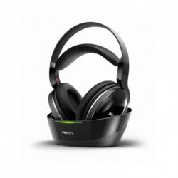 Philips SHD8800/12 headphone Circumaural Head-band Black