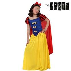 Costume per Bambini Th3 Party Biancaneve 5-6 Anni