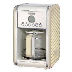 Ariete Máquina de Café de Filtro 1342/03 2000W Beige (12 Kopjes)