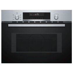 Compact Oven BOSCH CMA585MS0 44 L LCD Touch Control 3350W Stainless steel Black