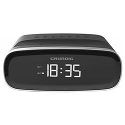 Grundig Rádio Despertador SCN 120 LED AM/FM 1W Preto
