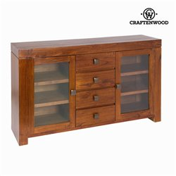 Buffet nature couleur noyer - Collection Nogal by Craftenwood