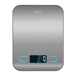 Báscula Digital de Cocina Cecotec Cook Control 8000 Inox