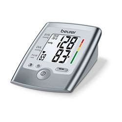 Sfigmomanometro da Braccio Beurer BM 35 Grigio