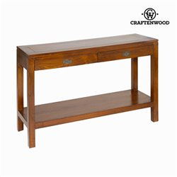 Consola Madera de mindi (120 x 78 x 40 cm) - Colección Serious Line by Craftenwood