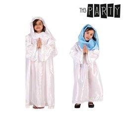 Verkleidung für Kinder Jungfrau 5-6 Jahre
