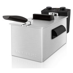 Taurus Friteuse FRY TIME 3 L 2100W Acier inoxydable