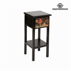 Meuble d'Appoint Bois mindi (76 x 33 x 33 cm) - Collection Paradise by Craftenwood