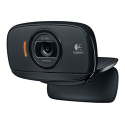 Webcam Logitech C525 HD 720p 8 Mpx PC MAC Nero