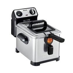 Tefal Filtra Pro FR5111 friteuse Unique Noir, Acier inoxydable Autonome 2400 W