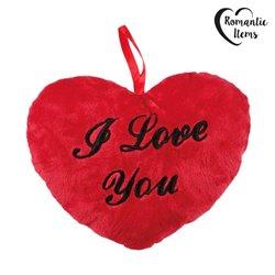 Coeur Peluche I Love You 10 cm