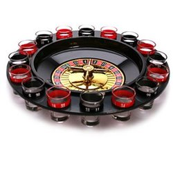 Juego de Beber Ruleta de Chupitos Th3 Party