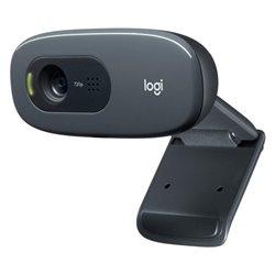 Webcam Logitech C270 HD 720p 3 Mpx Grigio