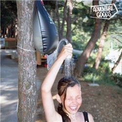 Bolsa de Ducha Camping 15 L Adventure Goods