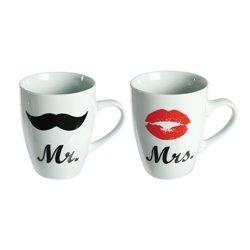 Tasses Mr & Mrs