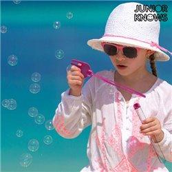 Juego de Playa con Pompas de Jabón Junior Knows