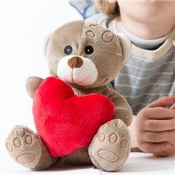 Plüschbärchen mit Herz Romantic Items