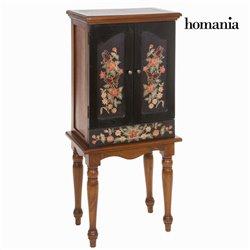 Porte-bijoux Bois d'acacia (118 x 51 x 38 cm) - Collection Paradise by Homania