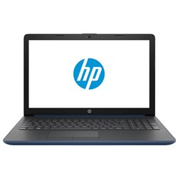 "Notebook HP 15-DB0018NS 15,6"" A9-9425 8 GB RAM 256 GB SSD Azzurro"