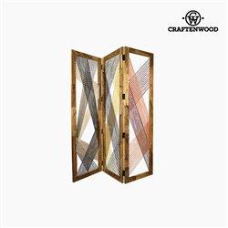 Paravento (155 x 3 x 183 cm) - Let's Deco Collezione by Craftenwood