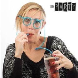 Tubo para Beber Glasses