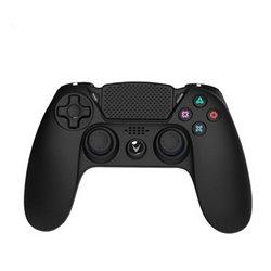 Telecomando Gaming Senza Fili Omega OGPPS4 PS4/PC Nero