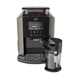Krups Máquina de Café Expresso EA819E10 1,7 L 15 bar Cinzento