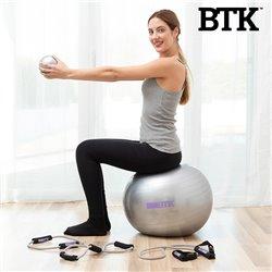 BTK Training Kit for Fitness