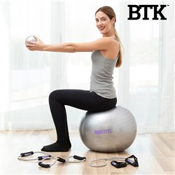 Kit de Entrenamiento para Fitness BTK