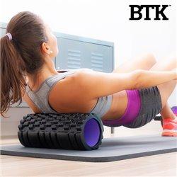 Rullo per Stretching Foam Roller BTK