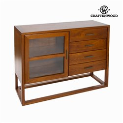 Sideboard Mindi wood (120 x 90 x 45 cm) - Serious Line Collection by Craftenwood
