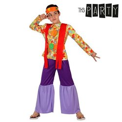 Costume per Bambini Th3 Party Hippie 3-4 Anni