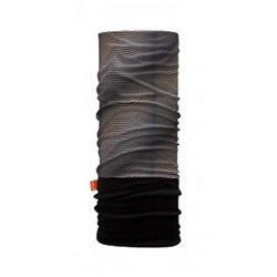Scaldacollo Wind X-Treme Black Waves Poliestere