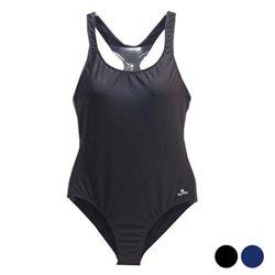 Costume da Bagno Donna Liquid Sport London Blu Marino 38