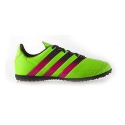 Scarpe da Calcio Multitacchetti per Bambini Adidas ACE 16.3 TF J Giallo Rosa 37,5 (EU) - 4,5 (UK)