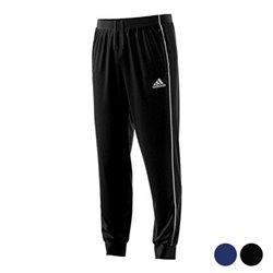 Pantalone di Tuta per Adulti Adidas Core 18 SW Nero L