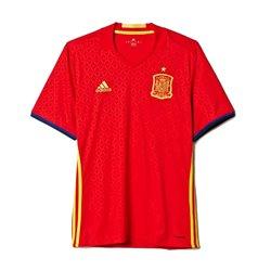 Maglia da Calcio a Maniche Corte Uomo Adidas FEF Spagna M