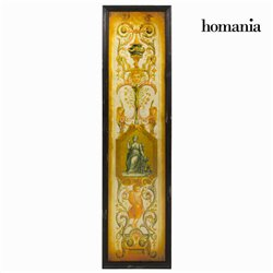 Painting Mirror Brown (35 x 2 x 130 cm) by Homania