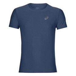 Asics Men's Short Sleeve T-Shirt SS TOP Dark blue (Size s - us)