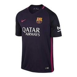 Maglia da Calcio a Maniche Corte Uomo Nike FC Barcelona Viola (2ª) (Taglia xl - us)