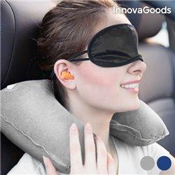 Kit de Viagem Relaxante InnovaGoods Cinzento
