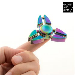 Gadget and Gifts Rainbow I Spinner