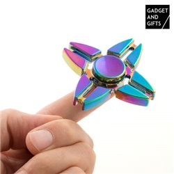 Gadget and Gifts Rainbow II Spinner