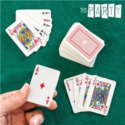 Cartas de Póquer Mini Th3 Party