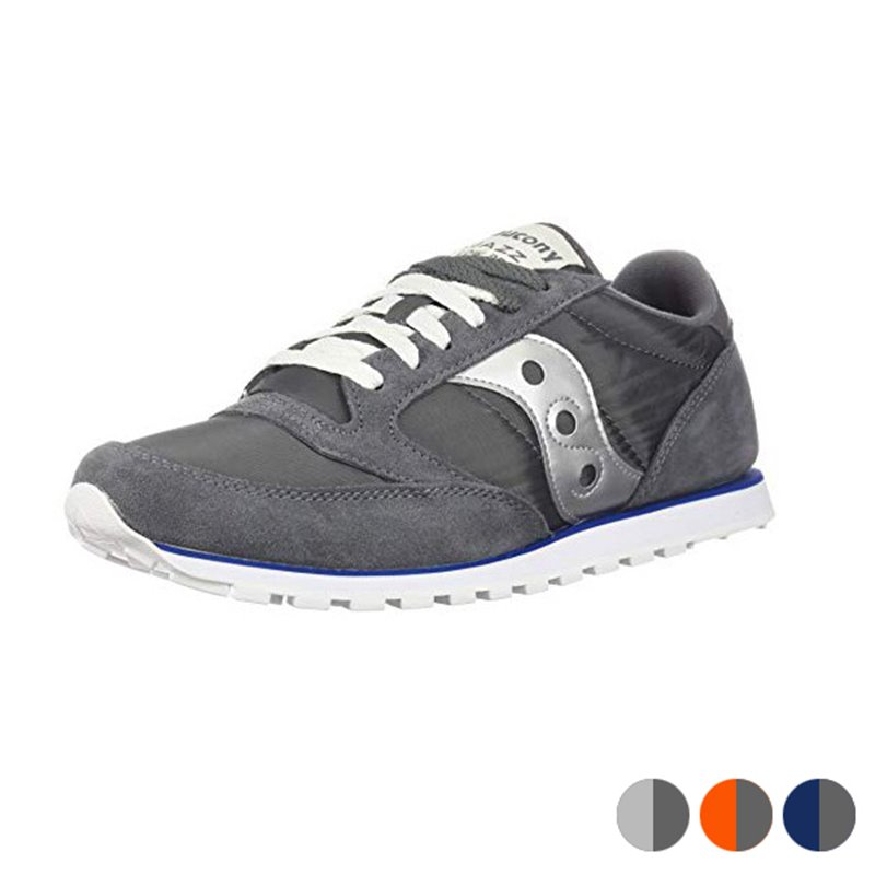 2fa697c981 Saucony Men's Casual Trainers Jazz Lowpro Grey 44 Casual trainers