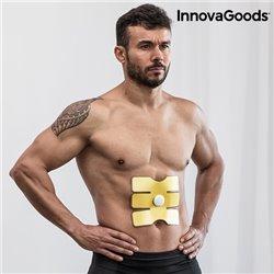 Adesivo Eletroestimulador Abdominal InnovaGoods