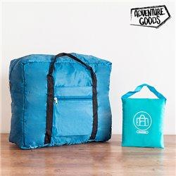 World Adventure Goods Folding Travel Bag